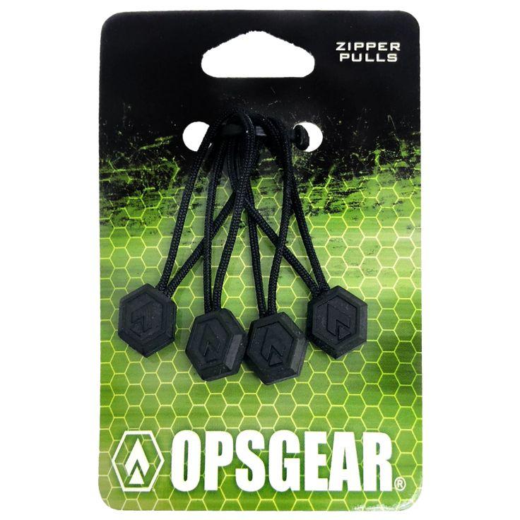 Opsgear zipper pulls 4 pack opsgear dp creations llc
