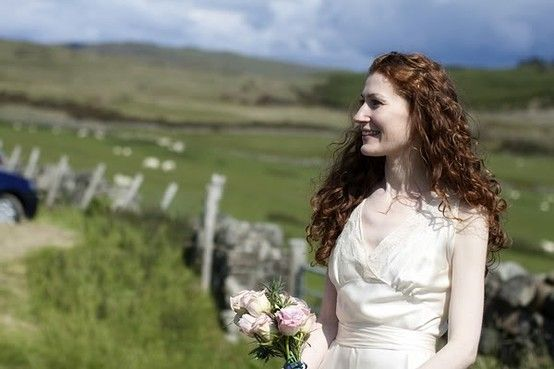 Brides With Red Hair Rock! {Wedding Hairstyle Inspiration}