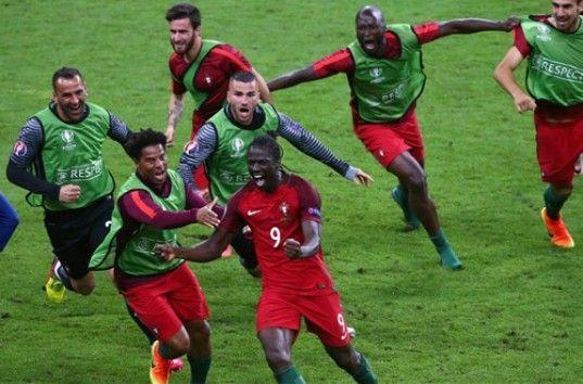 В финале Евро-2016 португальский комментатор потерял рассудок после гола Эдера (ВИДЕО)