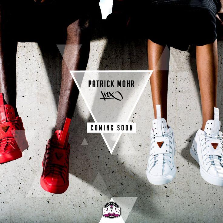 K1X x Patrick Mohr MK5 | Soon Online! Stay Tuned! | Link K1X: http://bit.ly/patrickmohrk1x | #sneakerbaas #bovenbaasboven #k1x #patrick #mohr