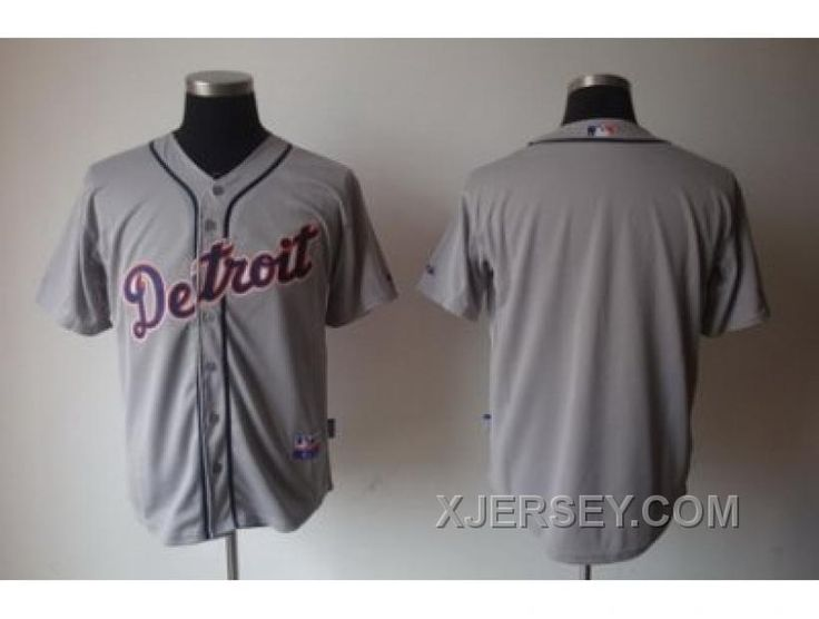 http://www.xjersey.com/2012-mlb-detroit-tigers-blank-grey-jerseys-hot.html 2012 MLB DETROIT TIGERS BLANK GREY JERSEYS HOT Only $34.00 , Free Shipping!