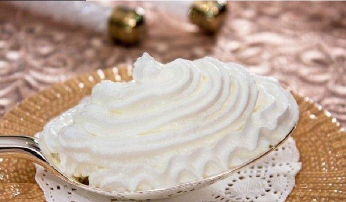 Protein cream (custard)