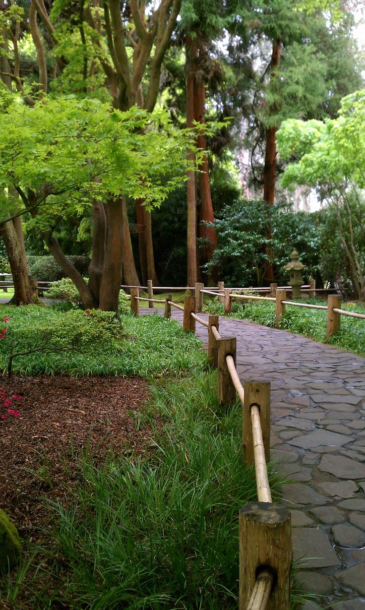 Japanese Tea Gardens Golden Gate Park San