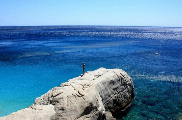 Ikaria island,Greece