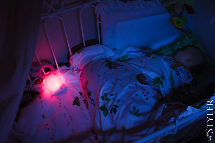 Lampka nocna dla dziecka – mój wybór