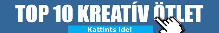 Kreatív ötletek bemutatása lépésről-lépésre - kreativvagyok.hu - Alkotni Öröm! Légy Kreatív! Fedezd fel Önmagad!