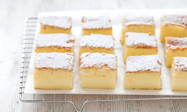 Preparare una torta magica è possibile, seguite passo passo la ricetta, del cucchiaio per fare la magia! Una torta tre consistenze e un gusto irresistibile
