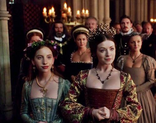 Princesses Elizabeth & Mary