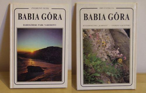 Album ze zdjęciami Babia Góra, Babiogórski Park Narodowy Zygmunt Ficek