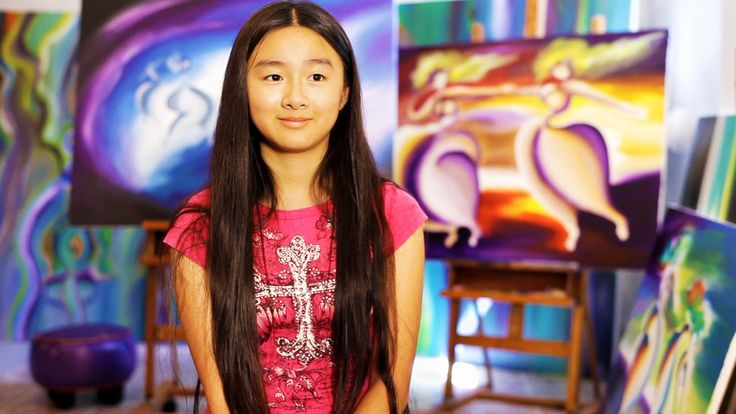 Young Prodigies Dazzle The Art World- very inspiring for artists young and old