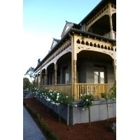 Custom Turned Timber Verandah Posts, Fretwork and Balustrading - Ryan Woodworks