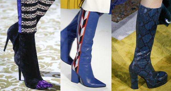 Холодный сезон – это отличный повод покрасоваться в модных и стильных сапожках. В предыдущей статье мы уже говорили о модной обуви на сезон осень-зима 2016-2017, в этой же статье мы детально рассмотрим самые модные зимние и осенние сапоги грядущего сезона. Модные сапоги осень-зима 2016-2017 Забегая вперед, хочется сразу обрадовать всех модниц – модные сапоги этого …
