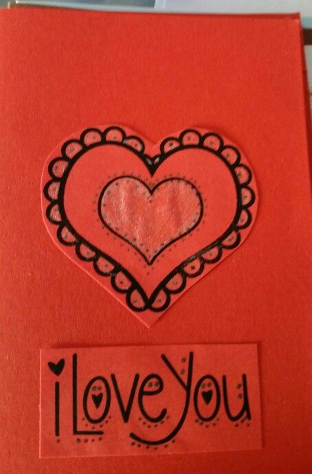 valentines day cards made by hand