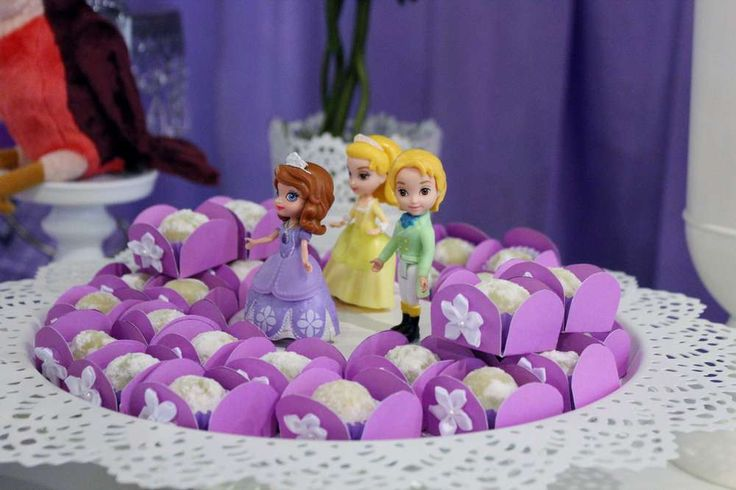 Sofia the First Birthday Party Ideas | Photo 2 of 19