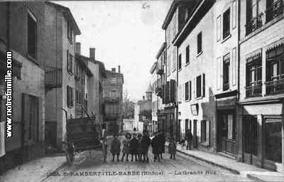 Retrouver la ville de Lyon 9e Arrondissement d'antan (69009 - Rhône) avec ses cartes postales d'époque