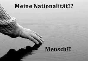 ...meine Nationalität???? Mensch!!!❤❤❤✌                                                                                                                                                      Mehr