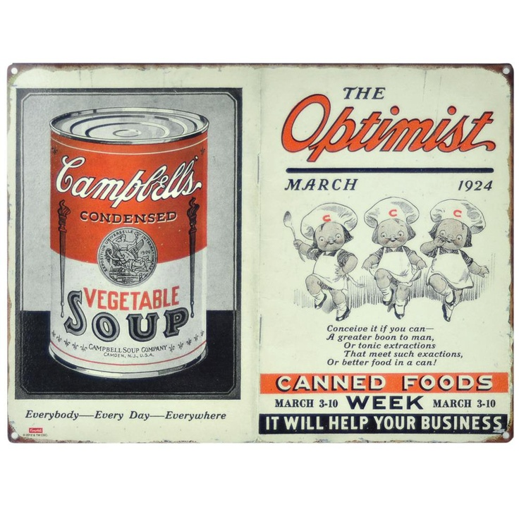 80 Best Campbell's Soup Images On Pinterest