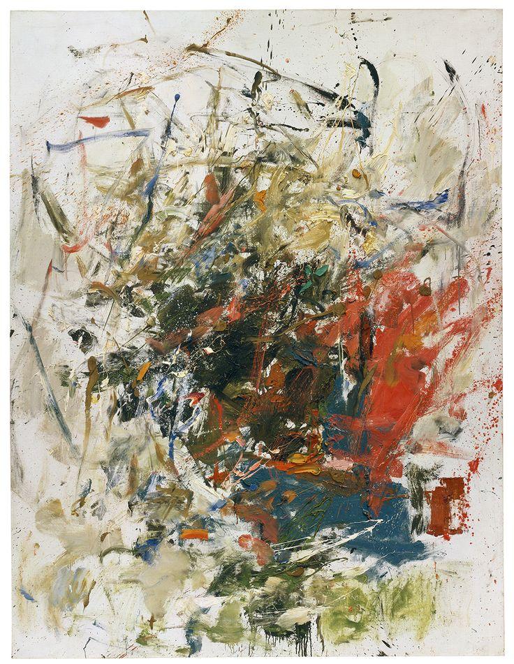 La Chatiere (1960) by Joan Mitchell
