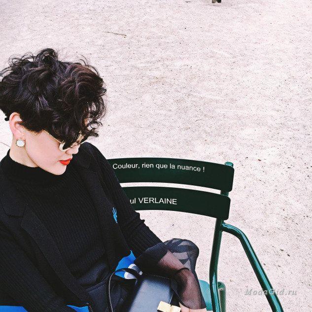 Уличная мода: Tracy Wang: осенняя уличная мода из Шанхая