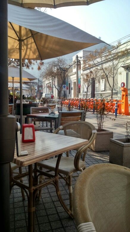 @Bellavista - Santiago / Chile