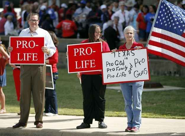 Supreme Court Halts Key Parts Of Texas Law That Closed Abortion Clinics