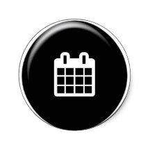 ANNIVERSARY calendar  STICKER