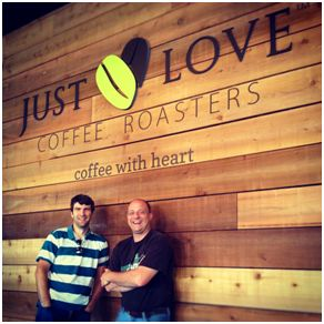 """Fair Trade coffee was mandatory from the day I decided to start the business. Our passion to help orphans and the price we pay for our product are connected."" Check out our recent interview with @justlovecoffees to hear more from their founders! #FairTrade #Coffee #JustLoveCoffeeRoasters"