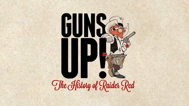 """Official Trailer for """"Guns Up: The History of Raider Red"""" a documentary produced by Texas Tech Public Media and funded and sponsored by The Texas Tech Federal Credit Union, the film tells the history and legacy of the beloved National Champion Texas Tech Mascot."""