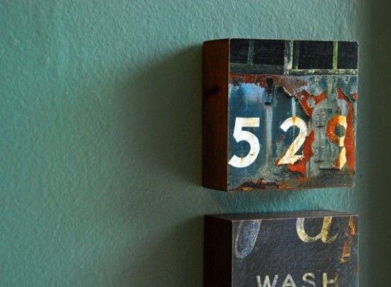 Photo blocks by Bonnie Jones.