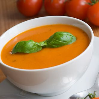 South Beach Diet Tomato Soup (Lunch)