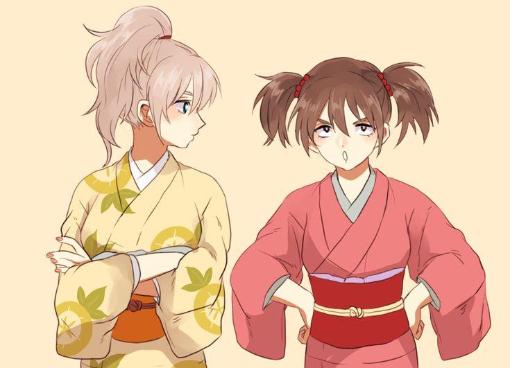 Okita Sougo, Okita Sorachi, Yamazaki Sagaru