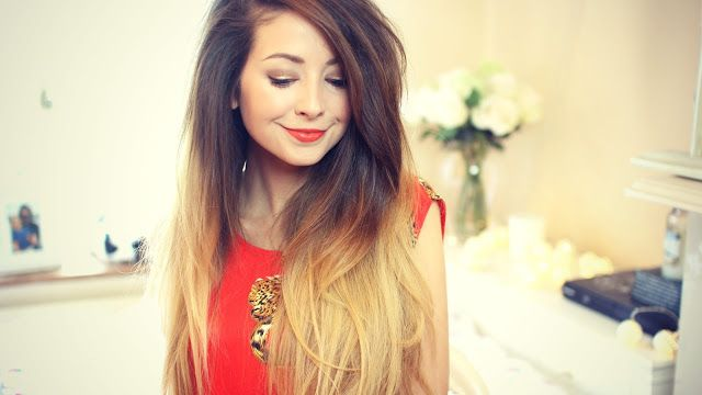 zoella hair styles 38 best images about zoella hair styles on 4236