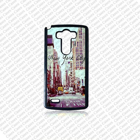 LG G3 case Lg G3 Phone case New York city Lg G3 case by KrezyCase, $12.99