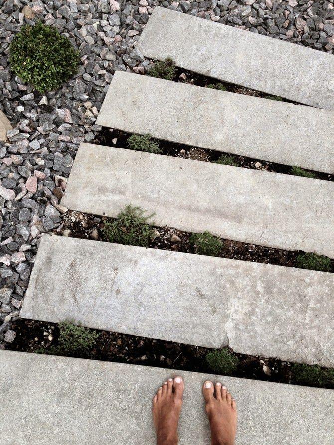 STIL INSPIRATION: Green everyday living | Garden inspiration