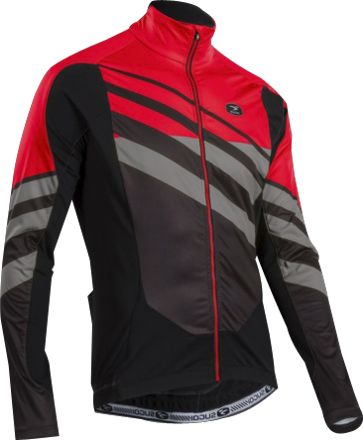 Sugoi Men's RS Zero Bike Jersey Chili/Coal XXL
