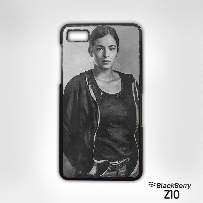 TWD Silver Portrait Alanna AR for Blackberry Z10/Q10 phonecases