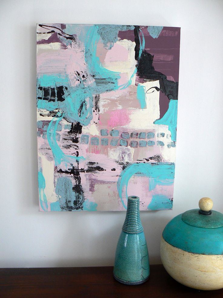 Original art on canvas from carolynne coulson, contemporary abstract paintings and artists books