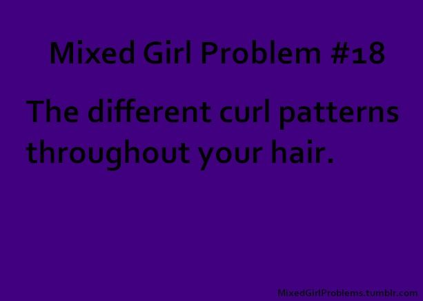 Mixed Girl Problems