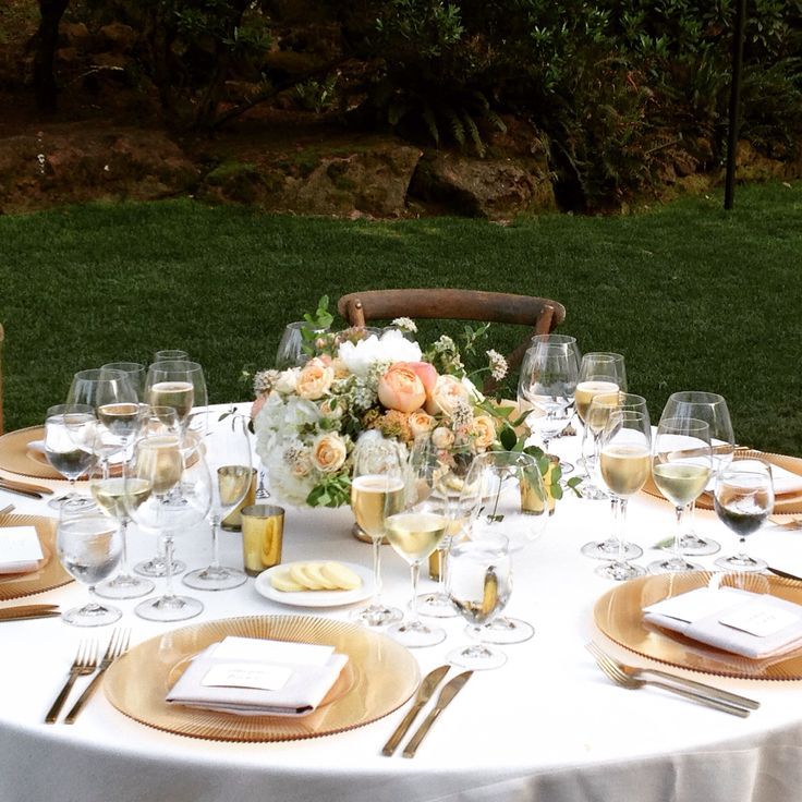 36 best meadowood napa valley weddings images on pinterest for Glass tables for wedding reception