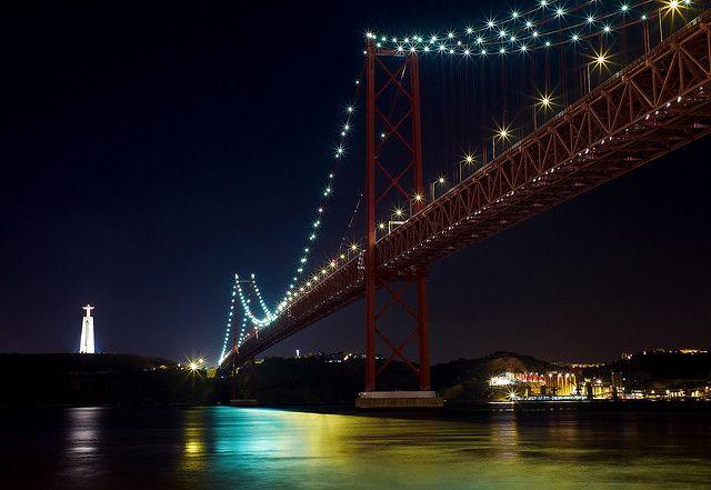 """Lisbon Bridge """"Ponte 25 de Abril"""""""
