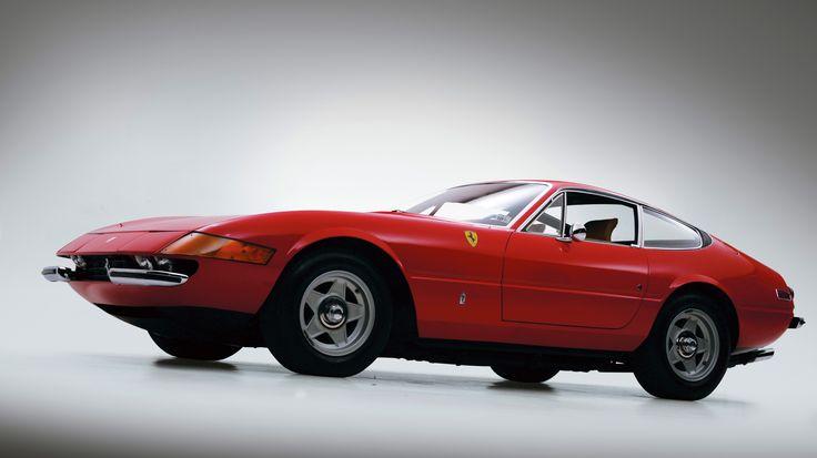 Ferrari 365 GTB/4 Daytona Berlinetta by Scaglietti 1973