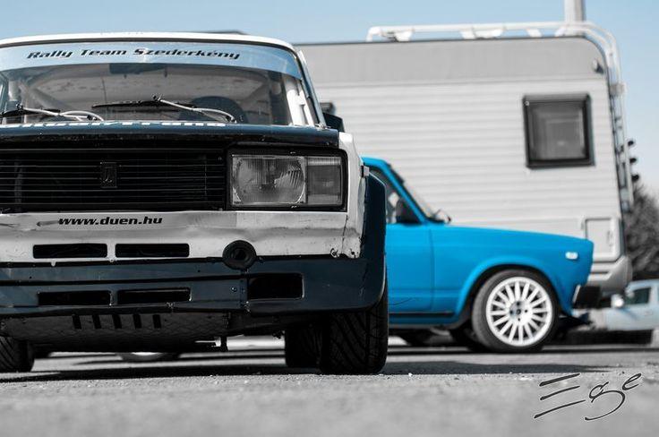 lada vfts ba3 vaz 2015 rally tarmac baranya