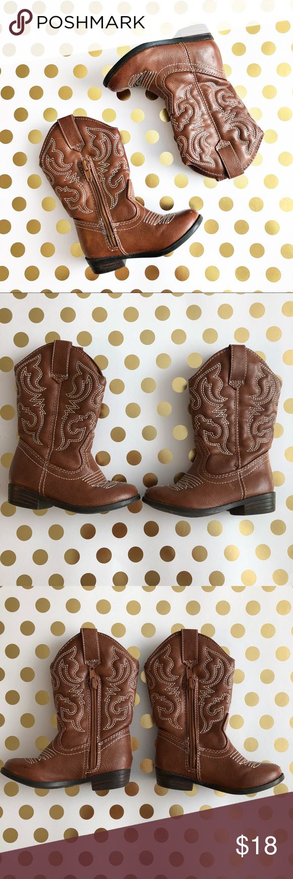 Toddler Cowboy Boots Open to offers.  No trades Shoes Boots