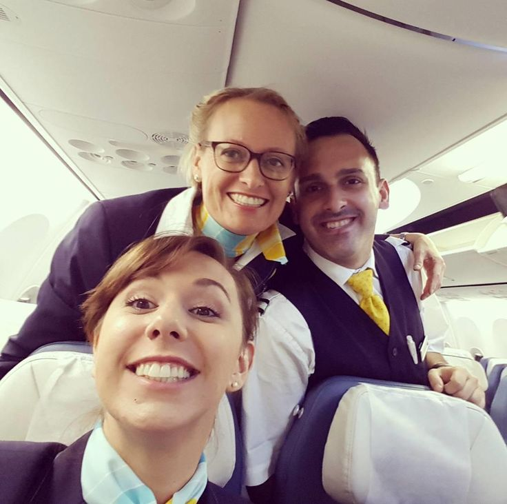 From @timelord_22 Living our values on every flight: #passion #caring #responsible. Teamwork is very important. Thanks for the nice flight.  #cabincrewaroundtheworld #cabincrew #flightattendantlife #crewme #crewfie #cabincrewlife #flightattendant #flugbegleiter #steward #stewardess #airhostess #uniform #pnc #cabincrewmember #tripulacao #lifeofaflightattendant #lovemyjob #teamwork @jumpseatcrew @crew.me @thecrewlounge @instacrewiser @thecrewlounge @aircrews @crewcenter @flight_attendant_crew…