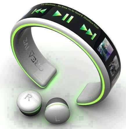Running without headphone chords... Yes please. This is awesome