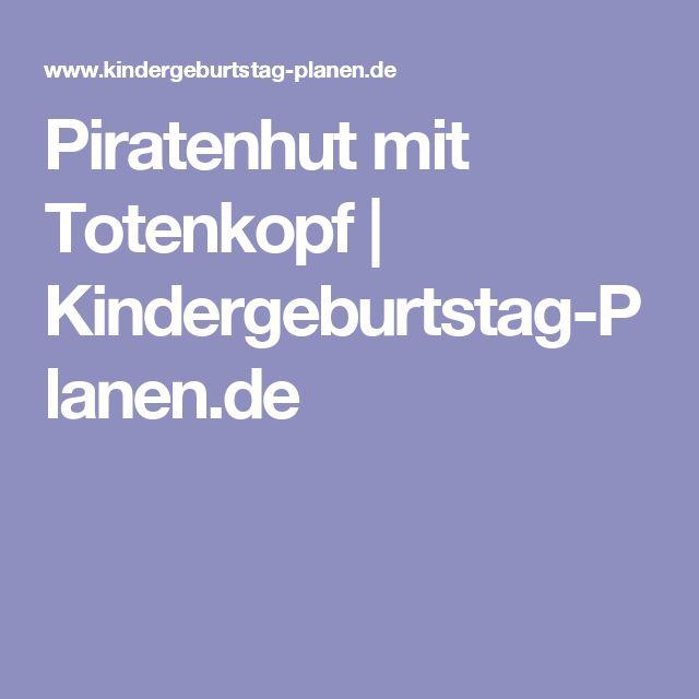 Basteln Am Kindergeburtstag Die 7 Besten Ideen Focusde: Die 25+ Besten Ideen Zu Piratenhut Basteln Auf Pinterest