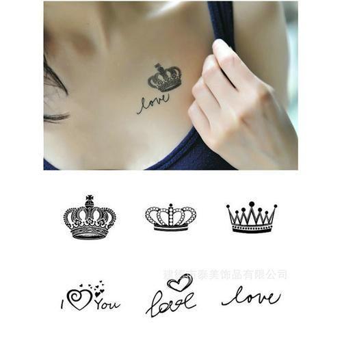 новый дизайн блеск татуировки наклейки водонепроницаемый временные татуировки боди-арт живопись