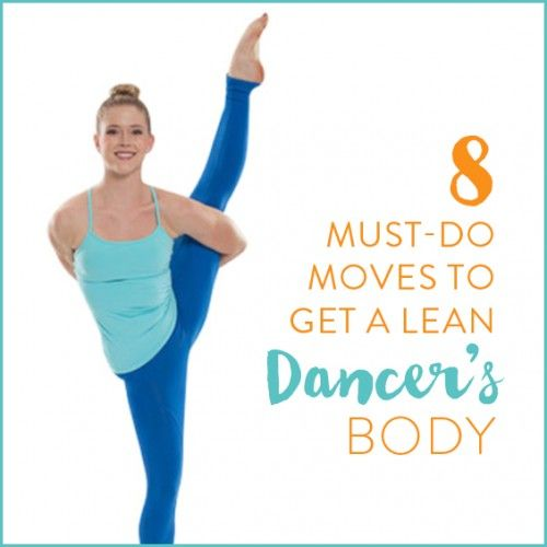 We all want that lean, strong dancers body. Try these 8 #Yoga poses to tone your body and feel amazing!