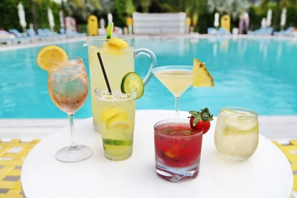 Who is ready for Poolside Cocktails?