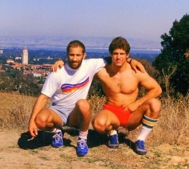 Dave and Mark Schultz, Olympic wrestlers